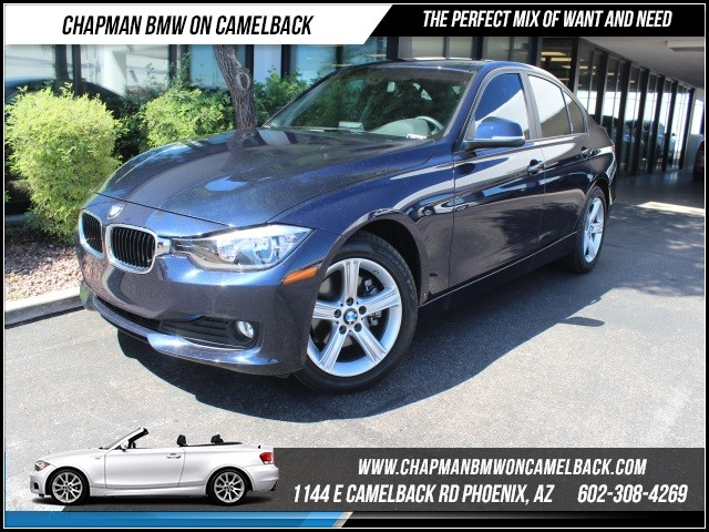 2015 BMW 3-Series Sdn 320i 8690 miles 1144 E Camelback Rd Brand Spankin Newish180 Certifie