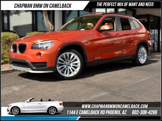 2015 BMW X1 sDrive28i 7159 miles Black Friday Sales Event at Chapman BMW on Camelback in Phoenix