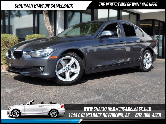 2015 BMW 3-Series Sdn 320i 7932 miles 1144 E Camelback RD 6023852286Chapman BMW on Camelbac