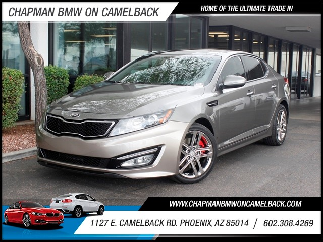 2013 Kia Optima SXL 30051 miles Wireless data link Bluetooth Real Time Traffic Satellite commun