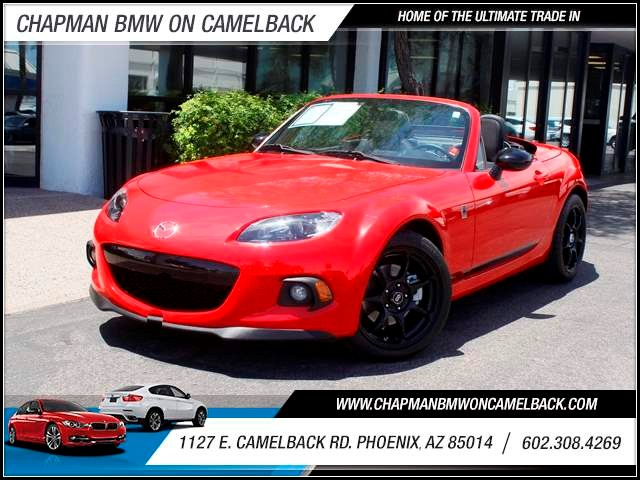 2014 Mazda MX-5 Miata Club 6244 miles 602 385-2286 1127 E Camelback HOME OF THE ULTIMATE TRA