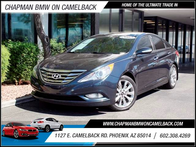 2012 Hyundai Sonata SE 20T 48880 miles Wireless data link Bluetooth Cruise control Anti-theft