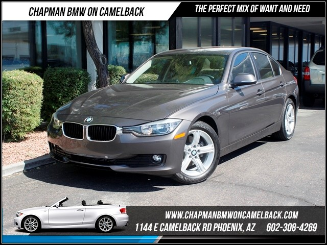 2014 BMW 3-Series Sdn 320i 10584 miles 1144 E Camelback RdChapman BMW on Camelback in PHX has o