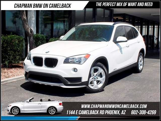 2015 BMW X1 sDrive28i 11310 miles Memorial Day Sales Event at Chapman BMW on Camelback in Phoenix
