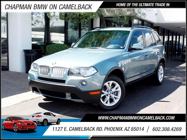 2009 BMW X3 xDrive30i 68932 miles 602 385-2286 1127 E Camelback HOME OF THE ULTIMATE TRADE I