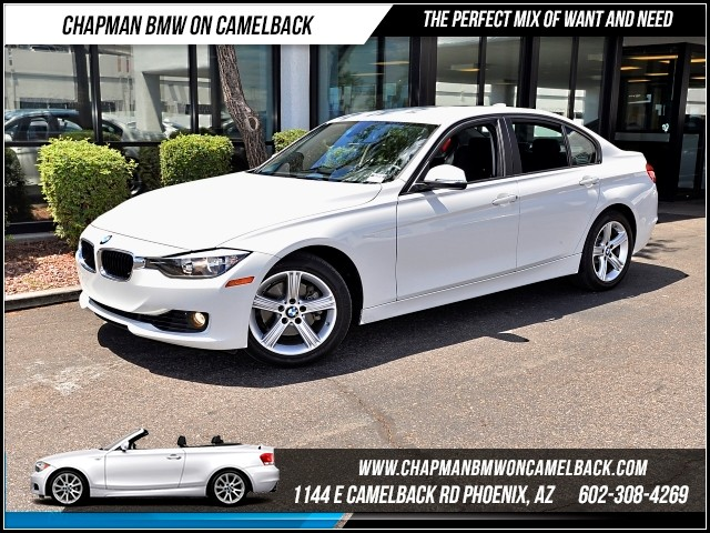 2013 BMW 3-Series 328i 34868 miles Satellite communications BMW Assist Wireless data link Blueto