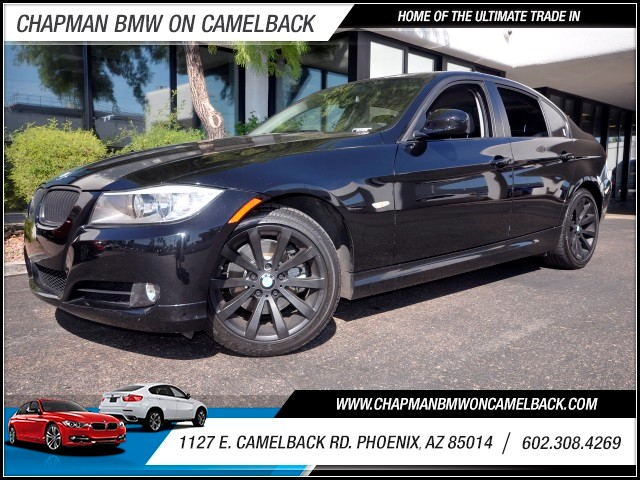 2011 BMW 3-Series Sdn 328i 43047 miles 1144 E Camelback Rd October CPO Sales EventFree Maint