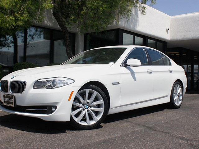 2013 BMW 5-Series 535i xDrive 27152 miles 1144 E Camelback RdYES it is possible to own a BMW fo