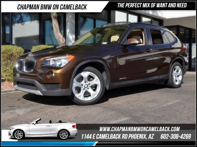 2013 BMW X1 sDrive28i 42310 miles 1144 E Camelback rd 6023852286 Financing rates star