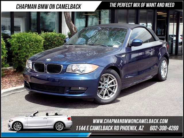2011 BMW 1-Series 128i PremValue Pkg 45901 miles Memorial Day Sales Event at Chapman BMW on Came