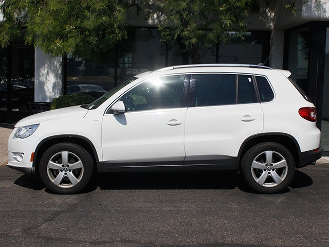 2010 Volkswagen Tiguan Se 4motion Cars And Vehicles