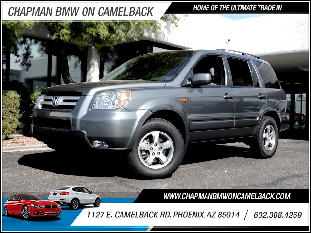 2007 Honda Pilot EX 100388 miles 602 385-2286 1127 E Camelback HOME OF THE ULTIMATE TRADE IN