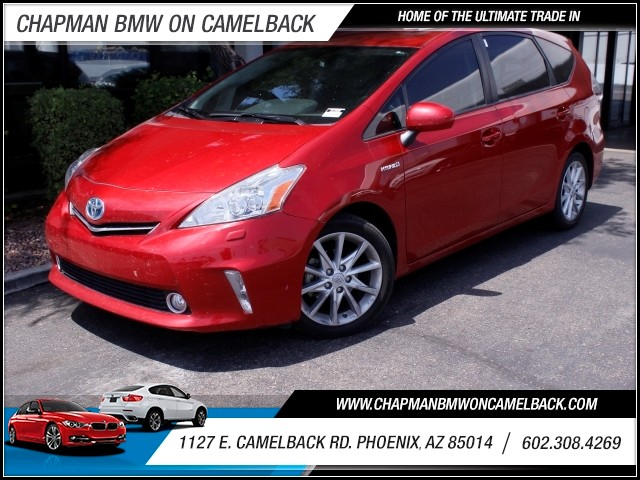 2013 Toyota Prius v Five 34189 miles 602 385-2286 1127 E Camelback HOME OF THE ULTIMATE TRAD