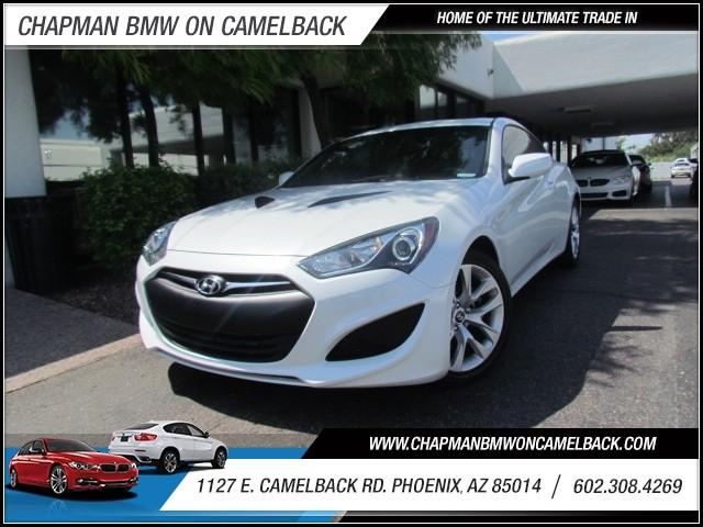 2013 Hyundai Genesis Coupe 20T Premium 15025 miles 1127 E Camelback BUY WITH CONFIDENCE
