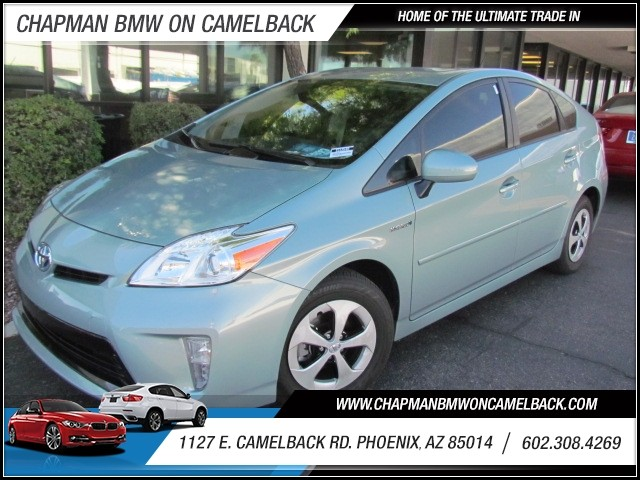 2015 Toyota Prius Four 19816 miles 602 385-2286 1127 E Camelback HOME OF THE ULTIMATE TRADE