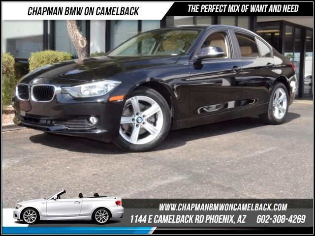 2015 BMW 3-Series Sdn 320i 7325 miles 1144 E Camelback RD 6023852286Chapman BMW on Camelbac