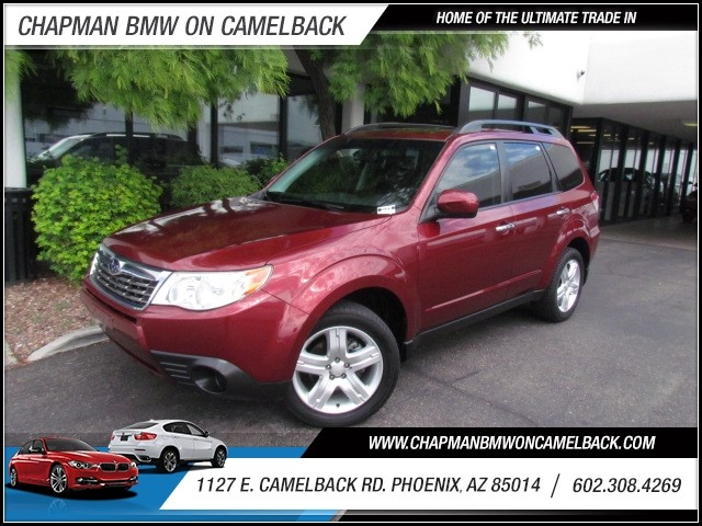 2009 Subaru Forester 25 X Premium 69909 miles 602 385-2286 1127 E Camelback HOME OF THE ULT