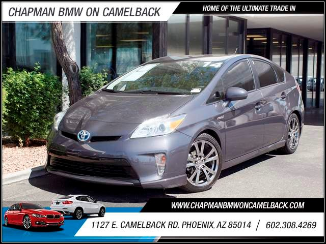 2014 Toyota Prius Three 23996 miles Wireless data link Bluetooth Hands-free communication system