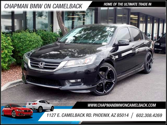 2014 Honda Accord EX-L wNavi 20850 miles 602 385-2286 1127 E Camelback HOME OF THE ULTIMATE