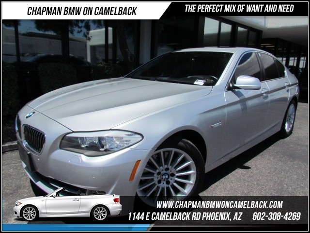 2011 BMW 5-Series 535i 54317 miles 602 385-2286 1127 E Camelback HOME OF THE ULTIMATE TRADE