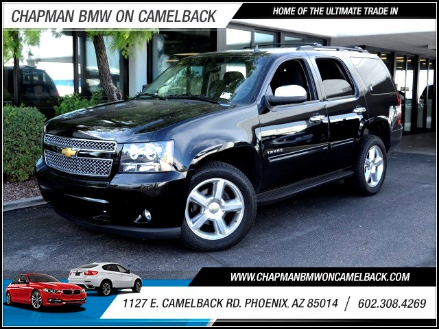 2013 Chevrolet Tahoe LS 17897 miles 602 385-2286 1127 E Camelback HOME OF THE ULTIMATE TRADE