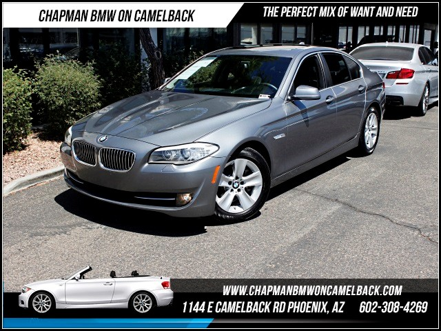2013 BMW 5-Series 528i xDrive 50620 miles 1144 E Camelback Rd 6023852286Drive for a cure E