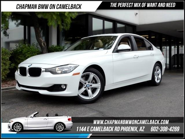 2012 BMW 3-Series Sdn 328i PremTechNav 23941 miles 1144 E Camelback Rd Brand Spankin Newish