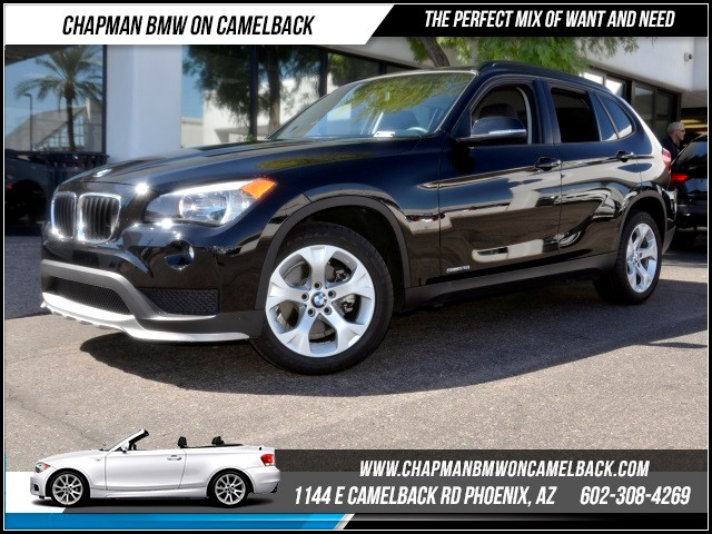 2015 BMW X1 sDrive28i 6467 miles Satellite communications BMW Assist Wireless data link Bluetoot