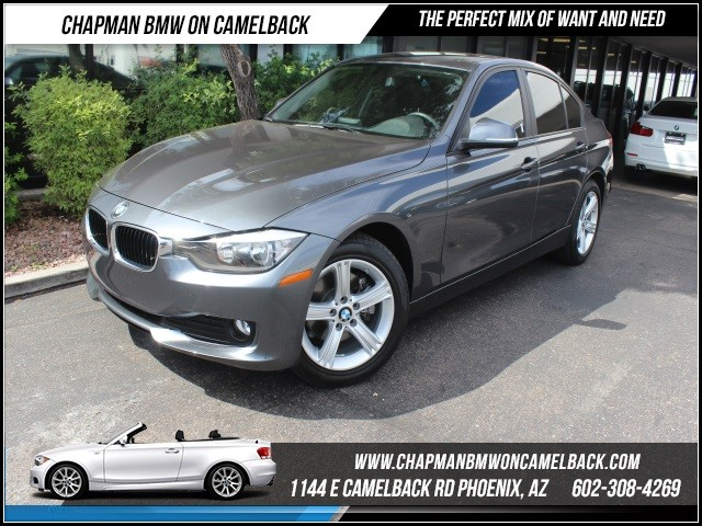 2015 BMW 3-Series Sdn 320i 8287 miles 1144 E Camelback Rd Brand Spankin Newish180 Certifie