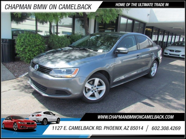 2012 Volkswagen Jetta TDI 39206 miles 1127 E Camelback BUY WITH CONFIDENCE Chapman BMW i