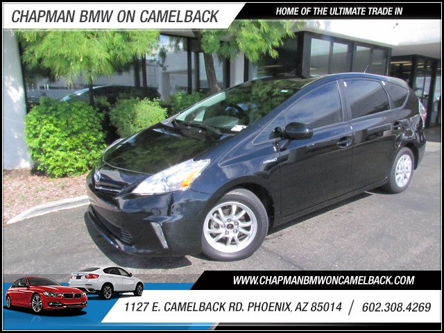 2012 Toyota Prius v Two 64439 miles 602 385-2286 1127 E Camelback HOME OF THE ULTIMATE TRADE