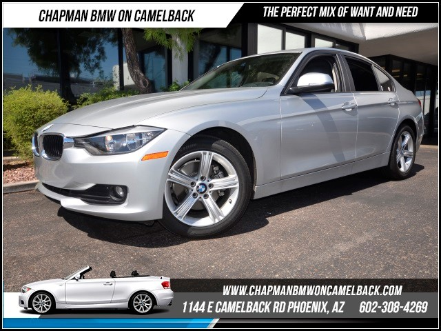 2015 BMW 3-Series Sdn 320i 7953 miles Black Friday Sales Event at Chapman BMW on Camelback in Pho