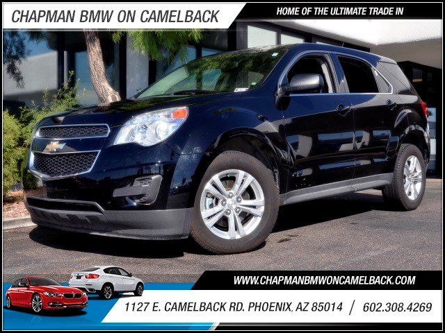 2014 Chevrolet Equinox LS 28649 miles 1127 E Camelback BUY WITH CONFIDENCE Chapman BMW i