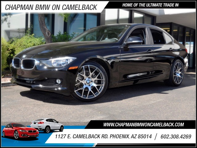2014 BMW 3-Series Sdn 320i 7546 miles 1144 E Camelback Rd Brand Spankin Newish180 Certifie
