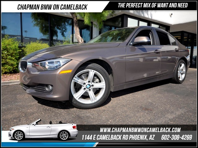 2015 BMW 3-Series Sdn 320i 9721 miles 1144 E Camelback Rd Brand Spankin Newish180 Certifie