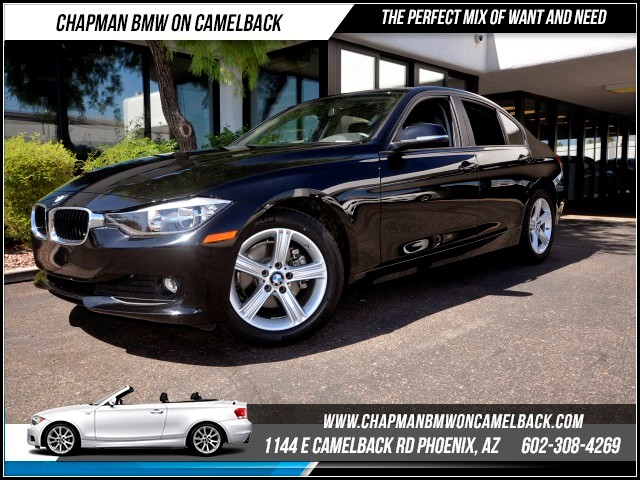 2015 BMW 3-Series Sdn 320i 8240 miles 1144 E Camelback Rd October CPO Sales EventFree Mainte
