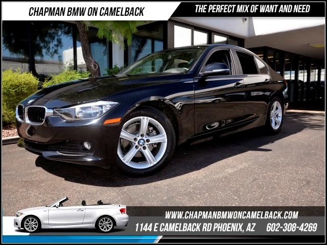 2015 BMW 3-Series Sdn 320i 8240 miles 1144 E Camelback RD 6023852286Chapman BMW on Camelbac