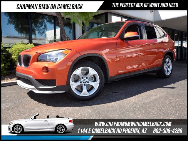 2015 BMW X1 sDrive28i 9584 miles Satellite communications BMW Assist Wireless data link Bluetoot