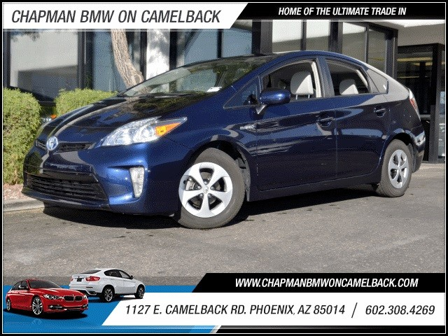 2015 Toyota Prius Four 7183 miles Hands-free communication system Wireless data link Bluetooth