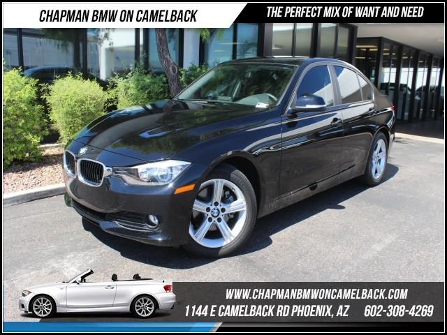 2015 BMW 3-Series Sdn 320i 9218 miles 1144 E Camelback RD 6023852286Chapman BMW on Camelbac