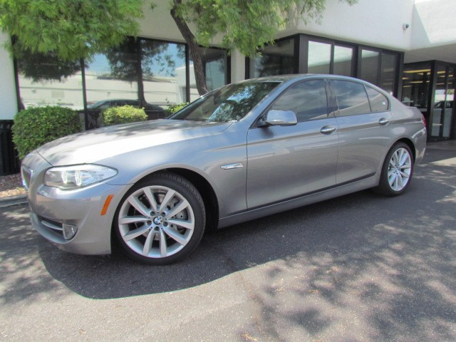 2012 BMW 5-Series 535i PremSptTech Pkg Nav 33837 miles 1144 E Camelback RdChapman BMW on Came