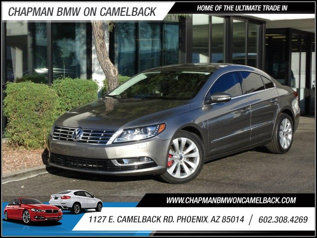 2013 Volkswagen CC Sport Plus PZEV 48589 miles Wireless data link Bluetooth Cruise control Navi