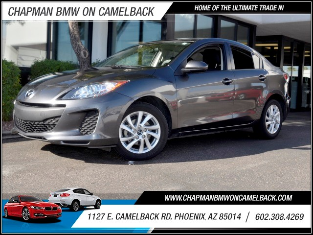 2013 Mazda MAZDA3 i Touring 28689 miles Wireless data link Bluetooth Phone hands free Cruise co