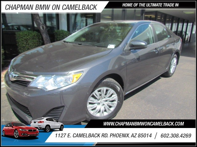 2012 Toyota Camry LE 35120 miles 1127 E Camelback BUY WITH CONFIDENCE Chapman BMW is loc