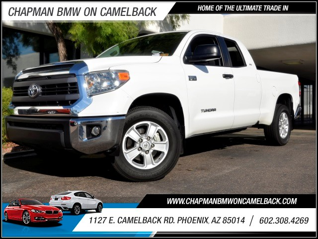 2014 Toyota Tundra SR5 Crew Cab 23229 miles 1127 E Camelback BUY WITH CONFIDENCE Chapman