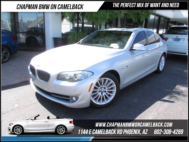 2013 BMW 5-Series 535i 30853 miles 1144 E Camelback RdYES it is possible to own a BMW for less