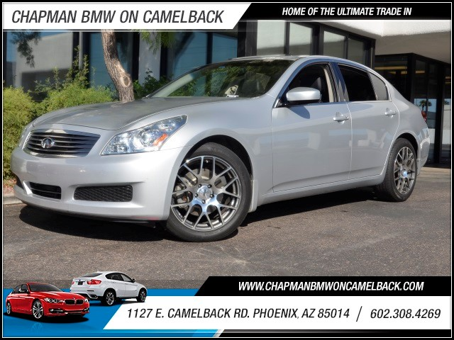 2009 Infiniti G37 x 64189 miles 1127 E Camelback BUY WITH CONFIDENCE Chapman BMW is loca