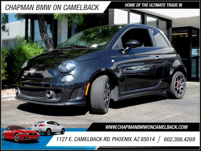 2013 FIAT 500 Turbo 18956 miles 602 385-2286 1127 E Camelback HOME OF THE ULTIMATE TRADE IN