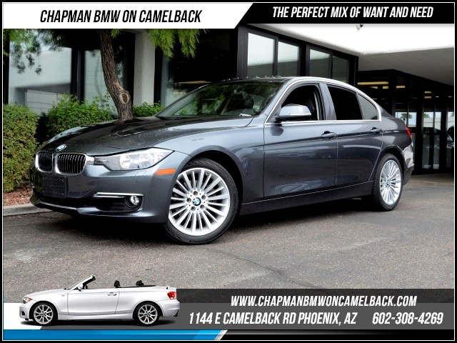2013 BMW 3-Series 328i xDrive 19753 miles Luxury Line Premium Package Cold Weather Package Sat