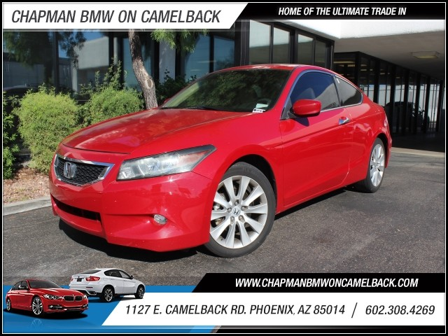 2009 Honda Accord EX-L 72336 miles 1127 E Camelback BUY WITH CONFIDENCE Chapman BMW is l